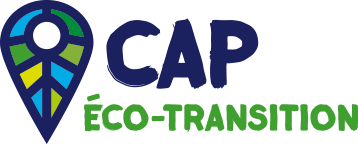 logo salon cap eco transition lievin
